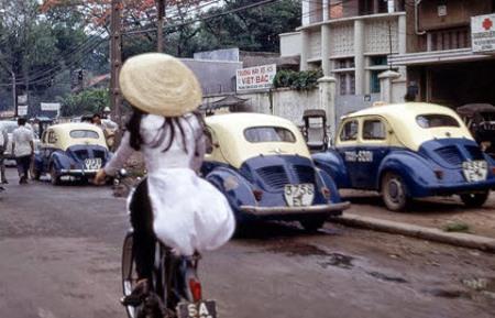 Taxi Sài Gòn trước 1975 - 8