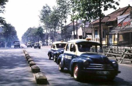 Taxi Sài Gòn trước 1975 - 6