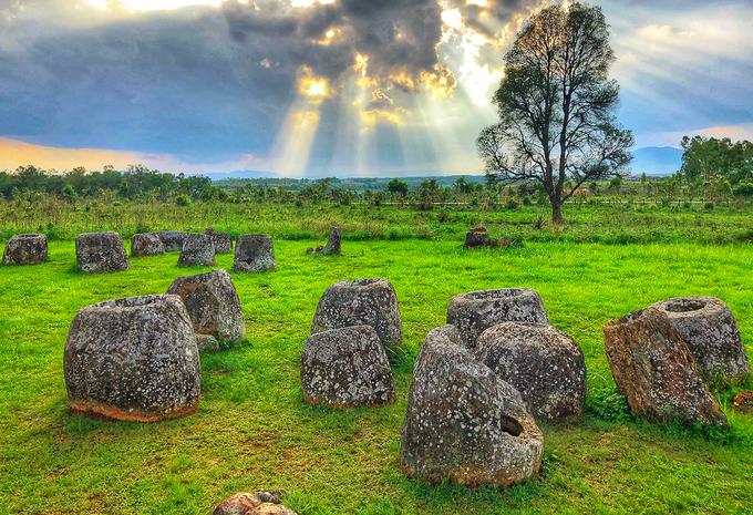 Cánh đồng chum hơn 2.000 tuổi trở thành Di sản thế giới - 2