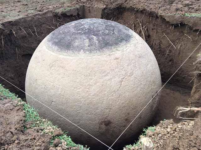 Những quả cầu khổng lồ bí ẩn nhất thế giới, khoa học vẫn không thể giải thích được - 4
