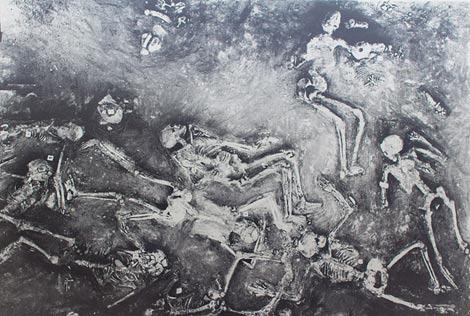 Thủy tinh sa mạc có phải hình thành do bom nguyên tử thời cổ đại? - 5
