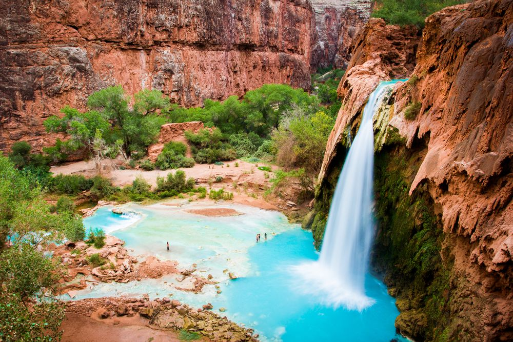 10 thác nước hùng vĩ, tráng lệ nhất trên thế giới - 5