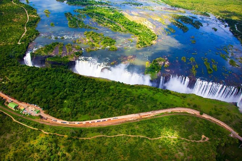 10 thác nước hùng vĩ, tráng lệ nhất trên thế giới - 10