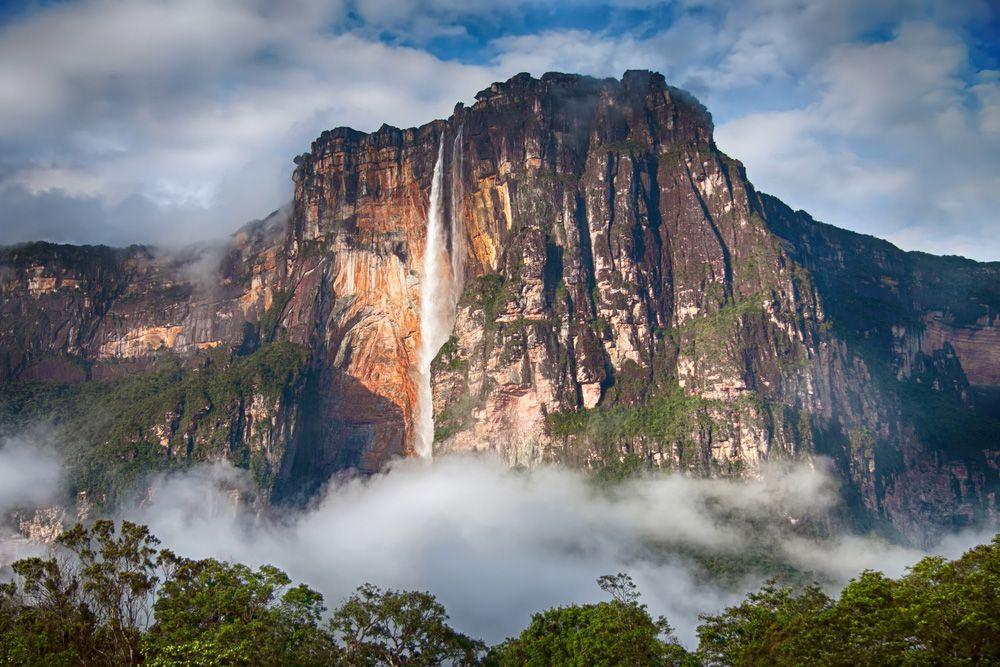 10 thác nước hùng vĩ, tráng lệ nhất trên thế giới - 1