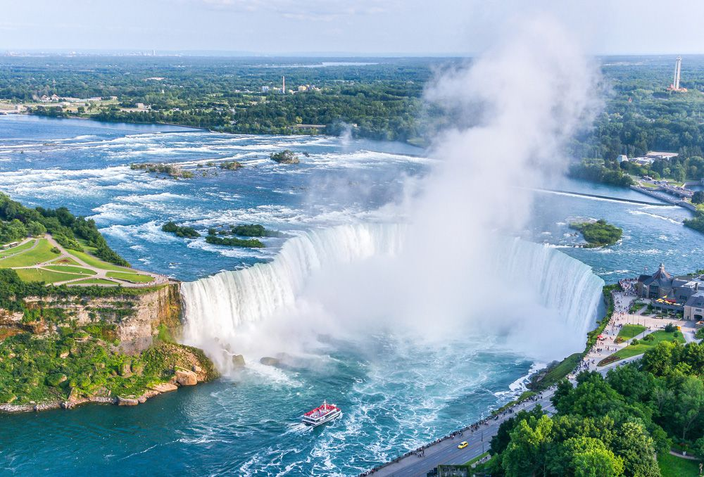 10 thác nước hùng vĩ, tráng lệ nhất trên thế giới - 8