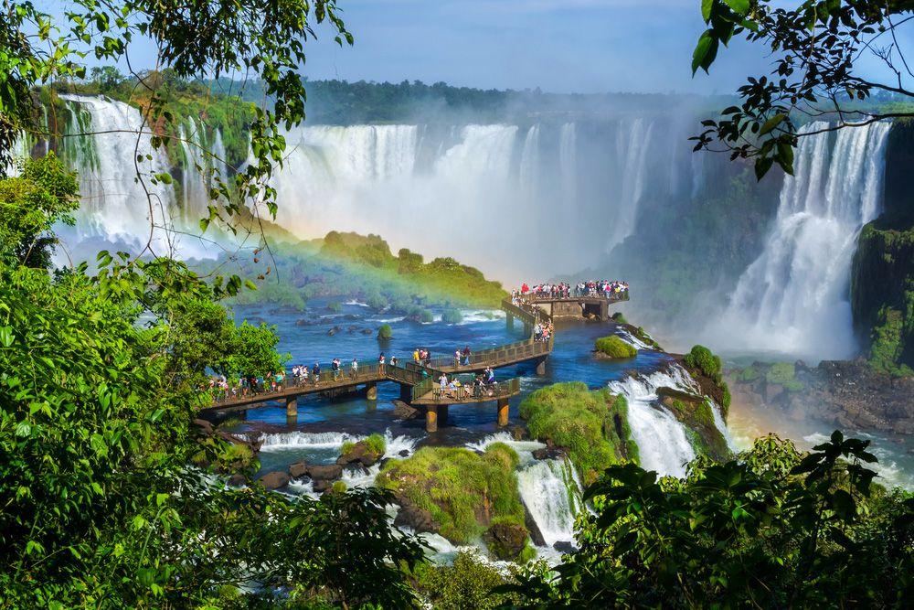 10 thác nước hùng vĩ, tráng lệ nhất trên thế giới - 6