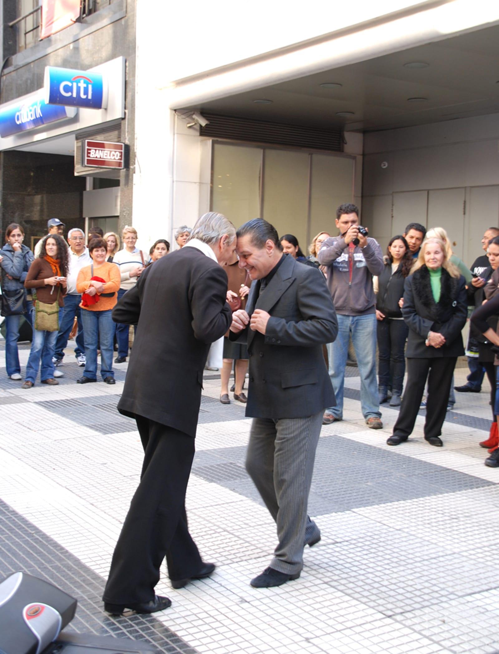 Vũ điệu Tango độc đáo ở Argentina - 3