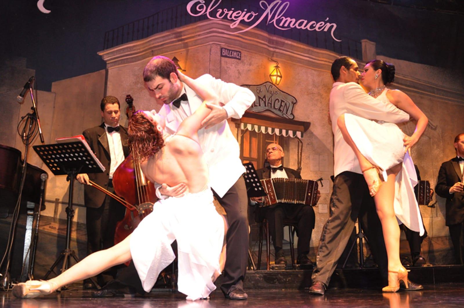 Vũ điệu Tango độc đáo ở Argentina - 2