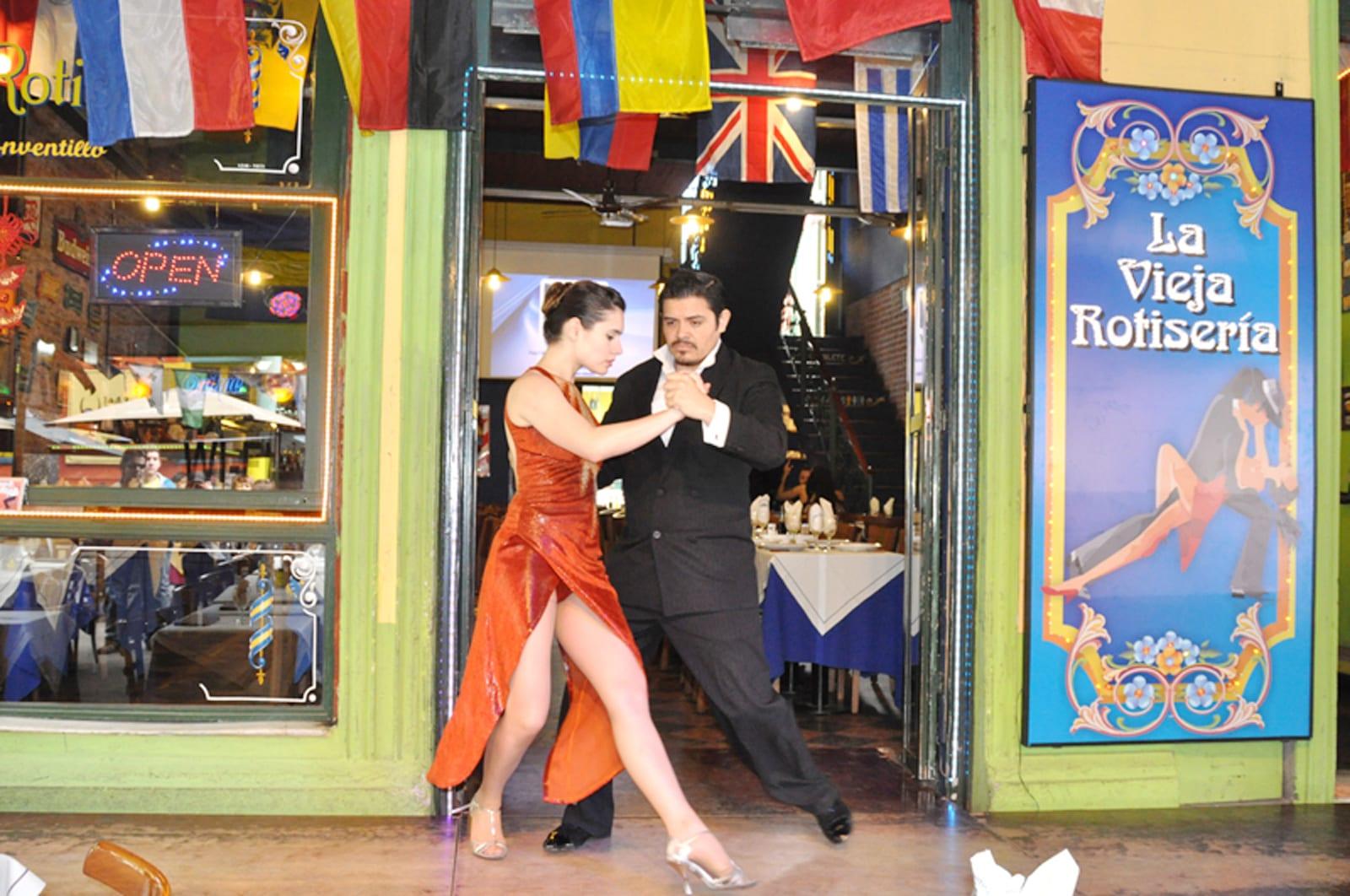 Vũ điệu Tango độc đáo ở Argentina - 4
