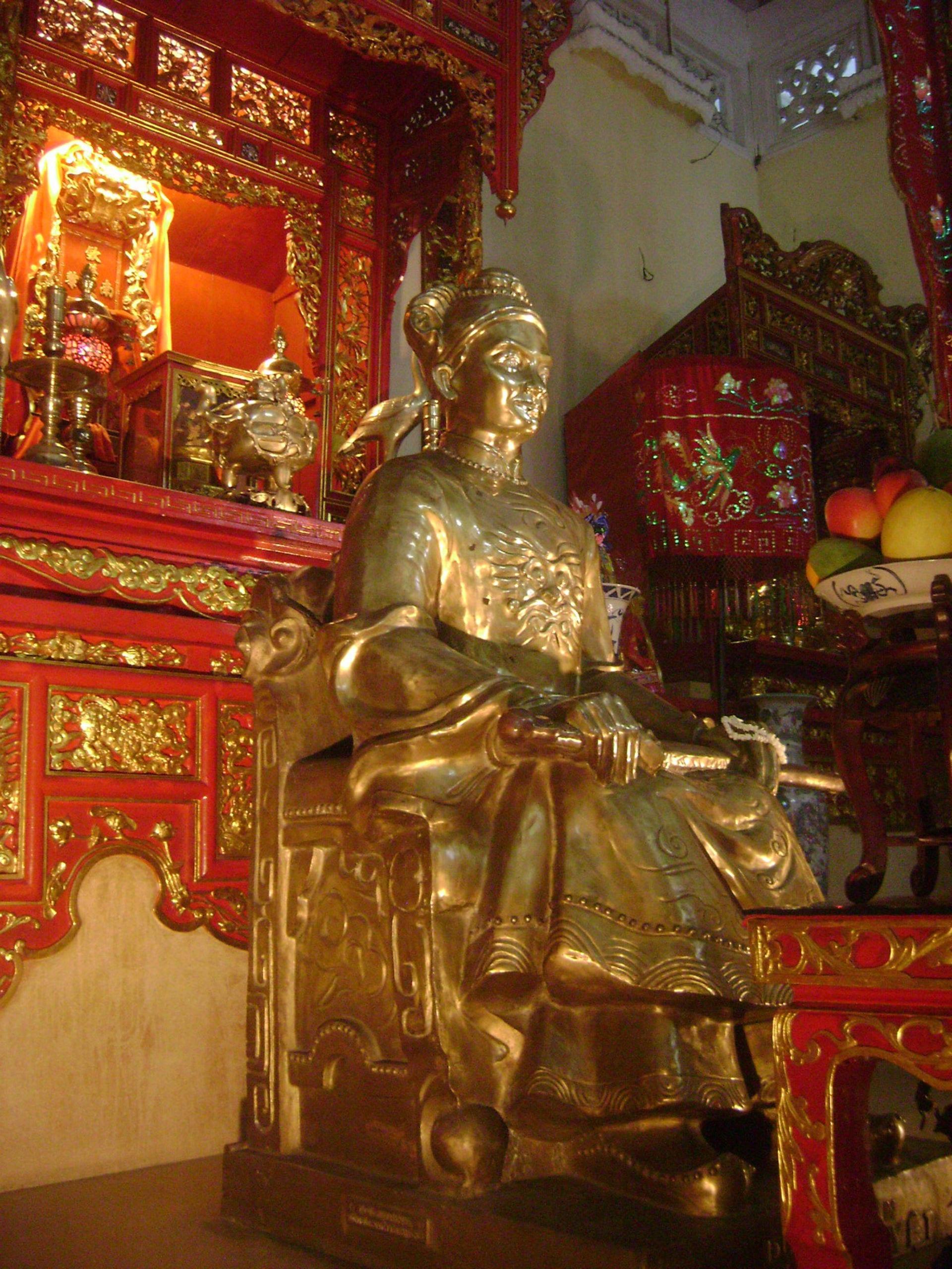 Thăm lăng mộ các bậc hiền nhân Sài Gòn-Gia Định xưa - 2