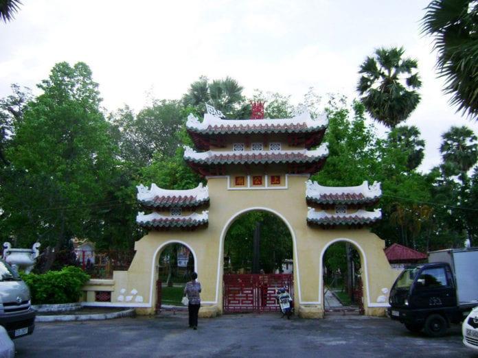 Thăm lăng mộ các bậc hiền nhân Sài Gòn-Gia Định xưa - 1