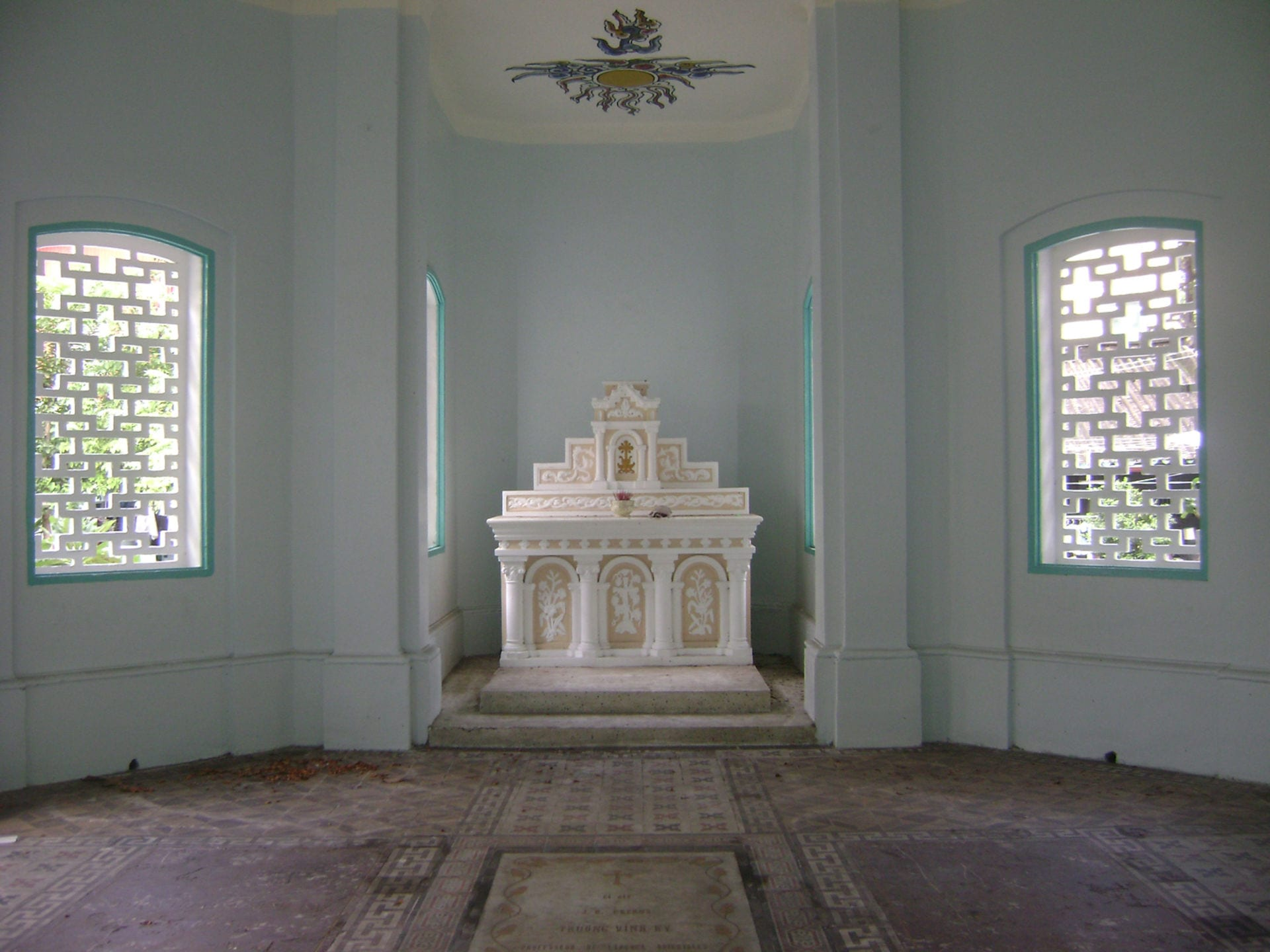 Thăm lăng mộ các bậc hiền nhân Sài Gòn-Gia Định xưa - 3