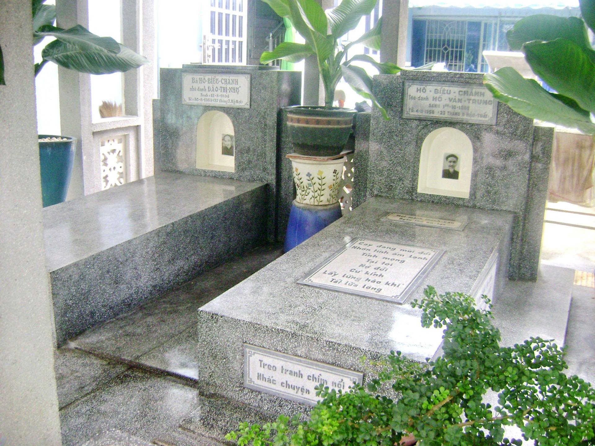 Thăm lăng mộ các bậc hiền nhân Sài Gòn-Gia Định xưa - 5