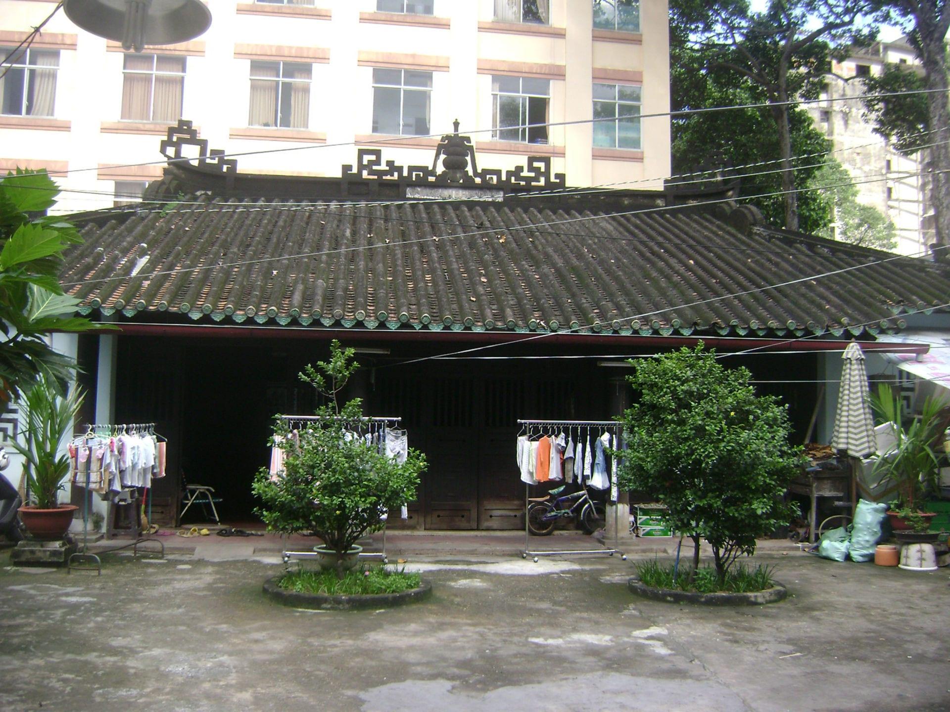 Thăm lăng mộ các bậc hiền nhân Sài Gòn-Gia Định xưa - 4