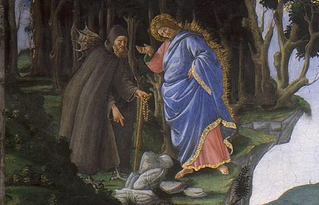 Chuyện chúa Giêsu vượt qua cám dỗ của ác quỷ qua tranh Phục Hưng - 2