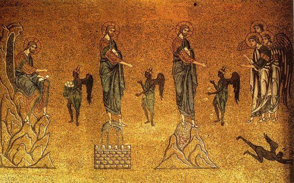 Chuyện chúa Giêsu vượt qua cám dỗ của ác quỷ qua tranh Phục Hưng - 7