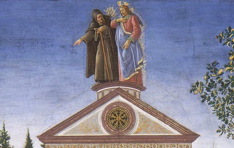 Chuyện chúa Giêsu vượt qua cám dỗ của ác quỷ qua tranh Phục Hưng - 3