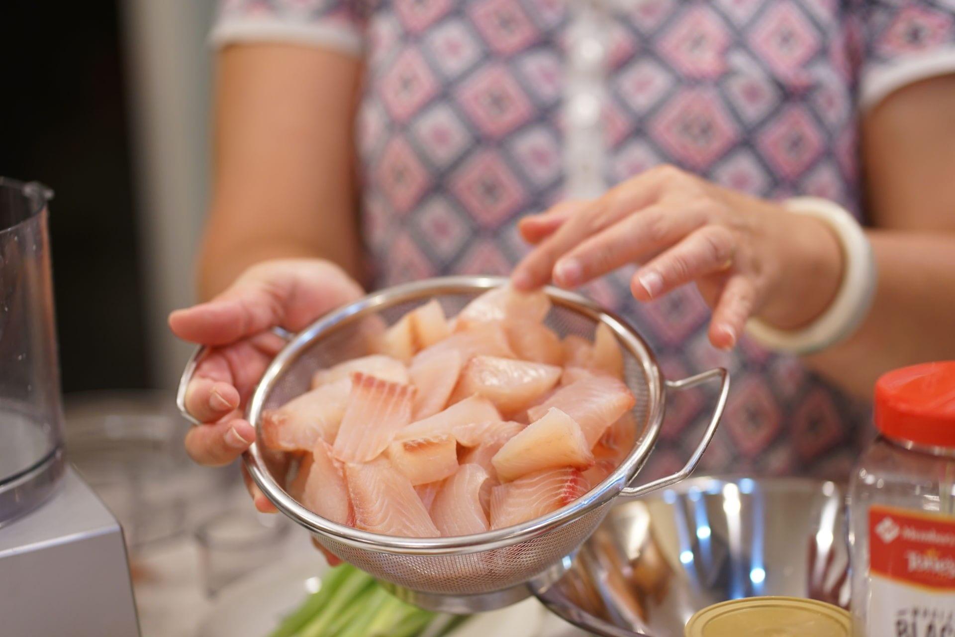Chả cá rô phi (tilapia) - 3