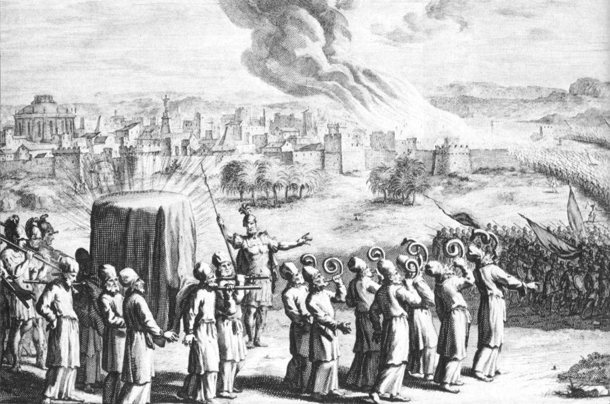 Truyền thuyết về Hòm Bia Thiên Chúa - 2