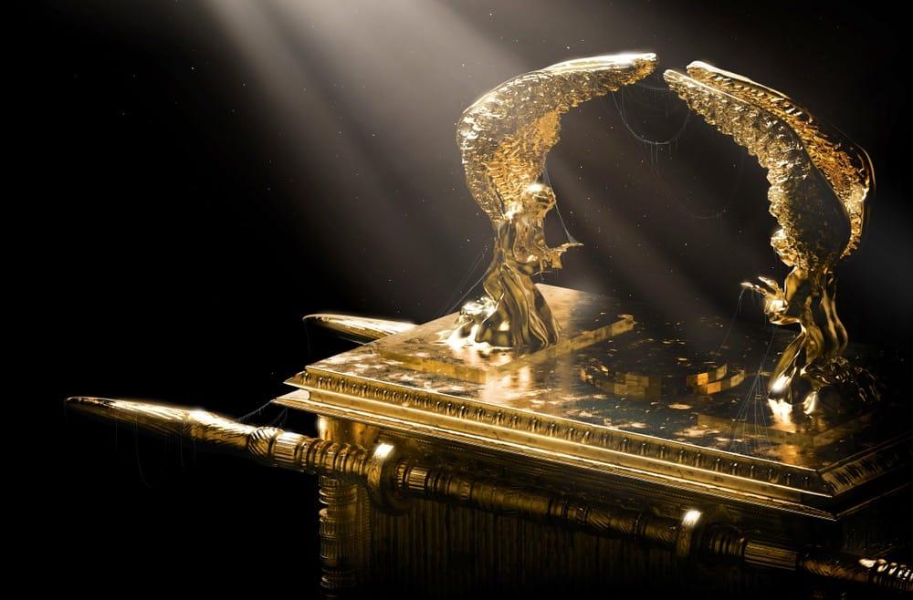 Truyền thuyết về Hòm Bia Thiên Chúa - 1