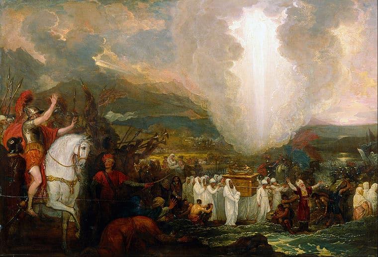 Truyền thuyết về Hòm Bia Thiên Chúa - 4