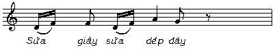 Âm nhạc trong tiếng rao hàng của người Việt - 13