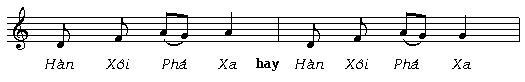 Âm nhạc trong tiếng rao hàng của người Việt - 14