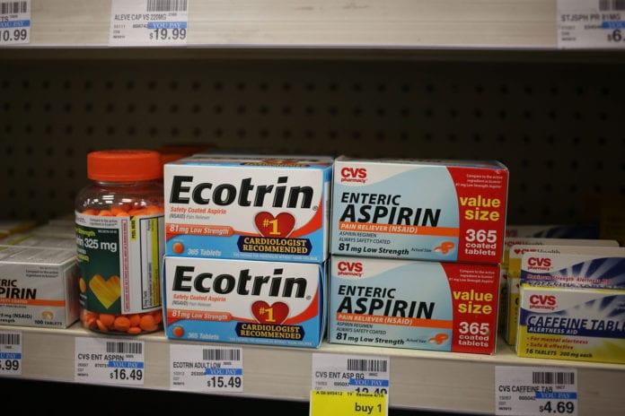 Lợi và hại của thuốc aspirin - 1
