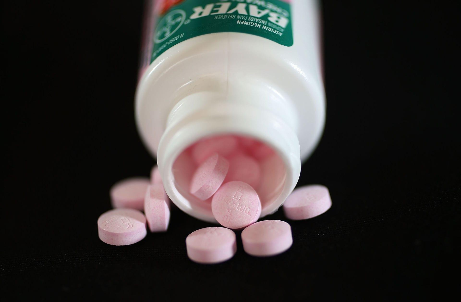 Lợi và hại của thuốc aspirin - 2