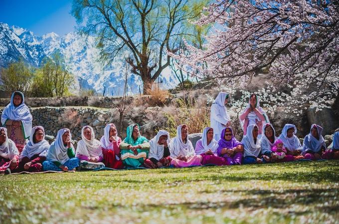 Bộ lạc sống thọ và có nhiều phụ nữ đẹp nhất thế giới - 8