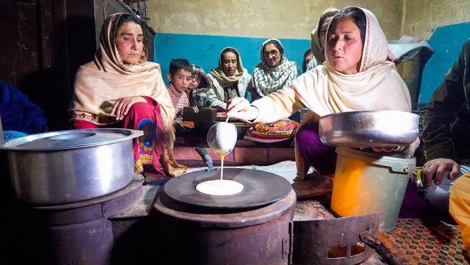 Bộ lạc sống thọ và có nhiều phụ nữ đẹp nhất thế giới - 9