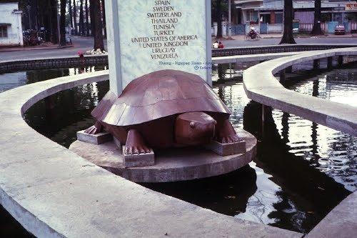 Hồ Con Rùa qua các thời kỳ lịch sử - 8