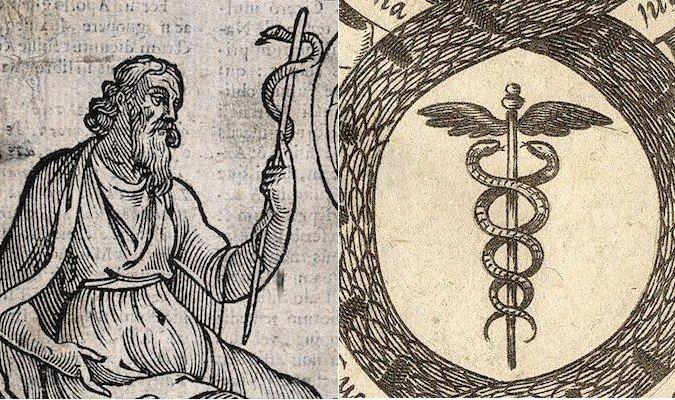 Vì sao biểu tượng của ngành Y lại là con rắn? - 4