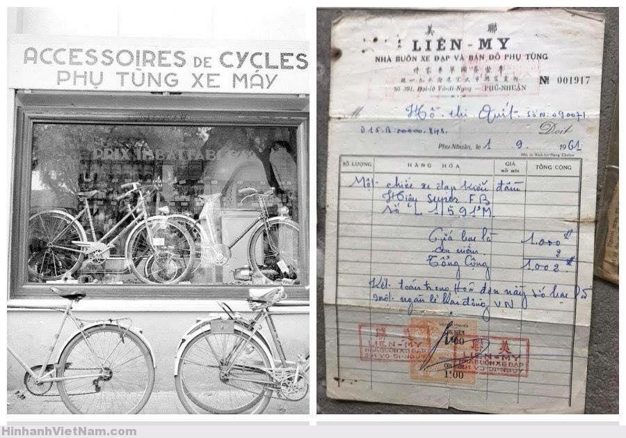 Sài Gòn Xưa – Xế Điếc - 1