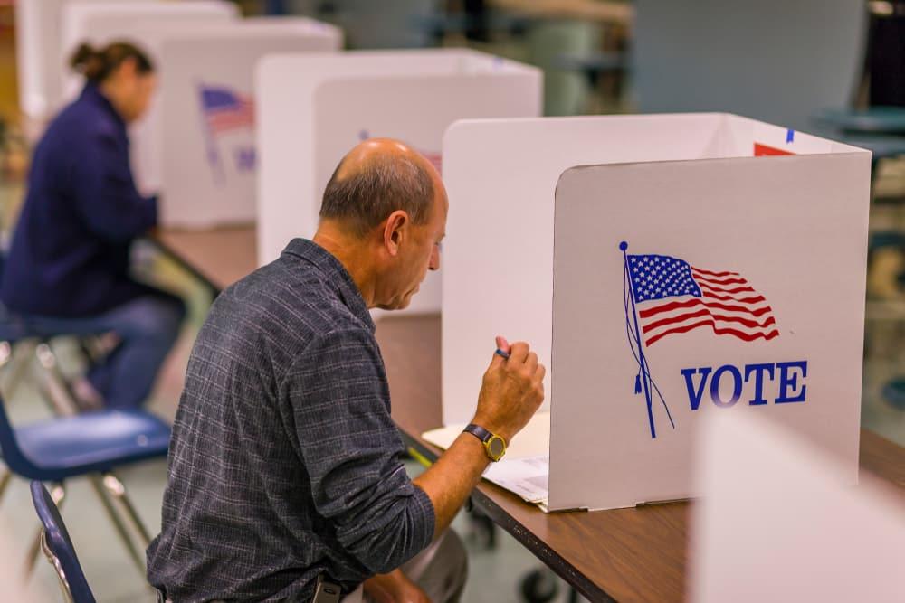 Tại sao ngày bỏ phiếu ở Mỹ lại vào thứ Ba sau Thứ Hai đầu của tháng 11? - 1