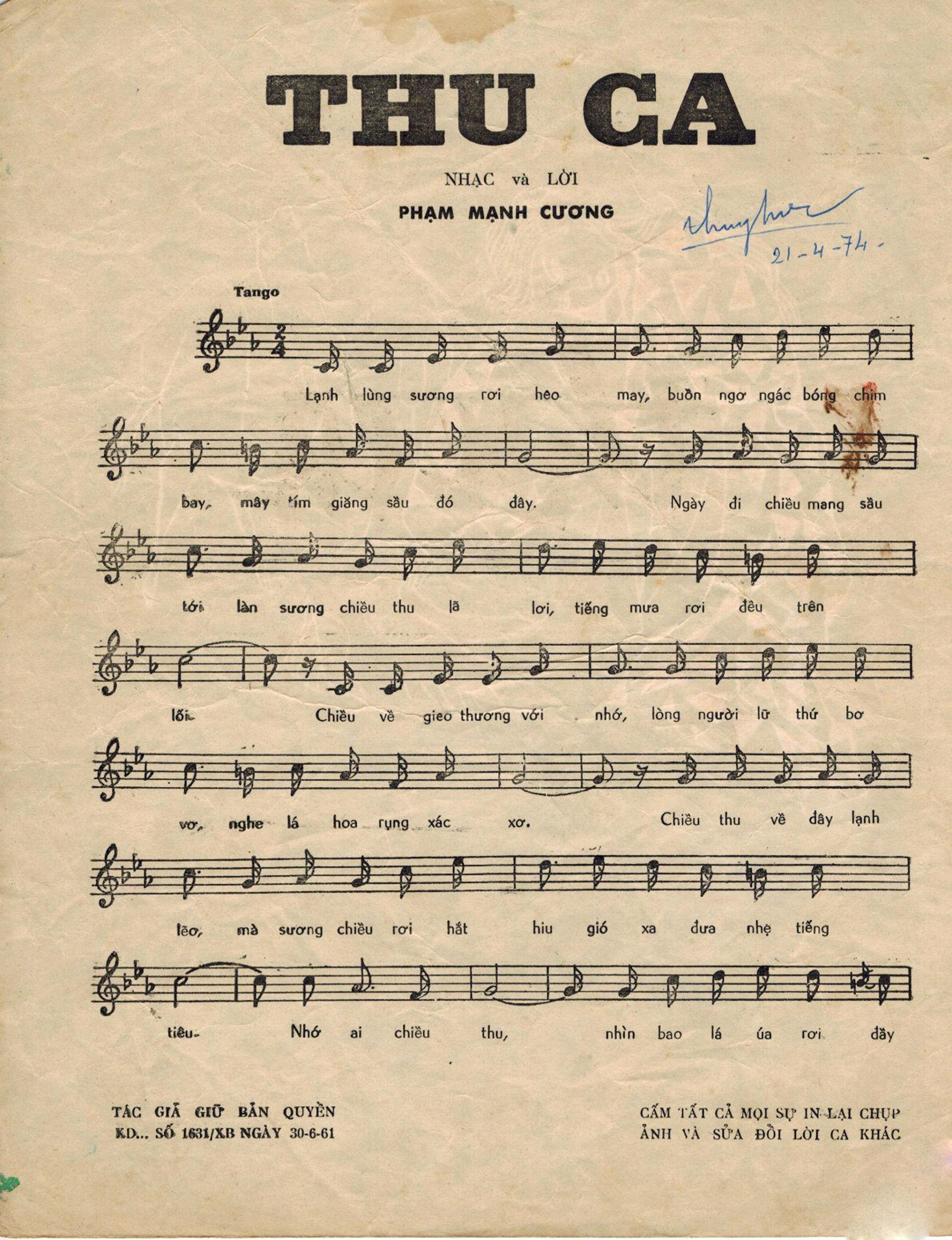 Nhạc Thu - 2