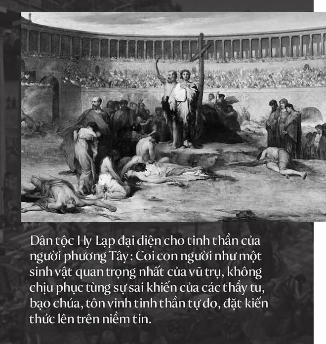Văn minh Hy-La - nền tảng vững chắc của văn minh phương Tây - 19