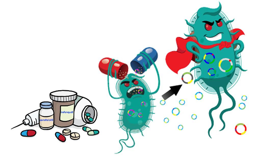 Con người đối phó với vi khuẩn kháng thuốc bằng cách nào? - 1
