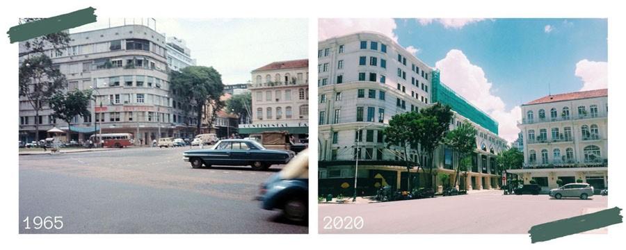 Sài Gòn Xưa Và Nay - 26