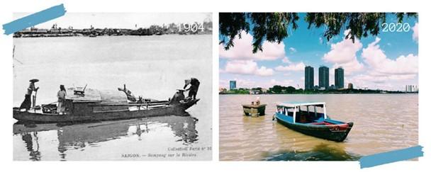 Sài Gòn Xưa Và Nay - 2