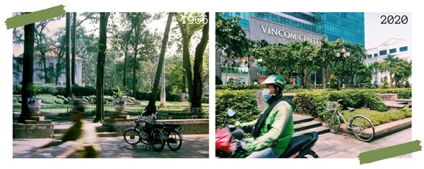 Sài Gòn Xưa Và Nay - 28