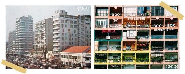 Sài Gòn Xưa Và Nay - 34