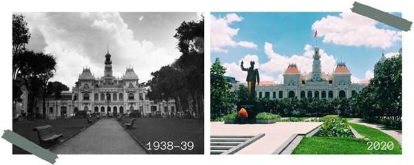 Sài Gòn Xưa Và Nay - 11