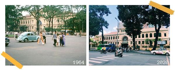 Sài Gòn Xưa Và Nay - 23