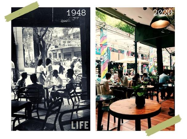 Sài Gòn Xưa Và Nay - 15