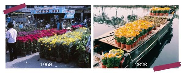 Sài Gòn Xưa Và Nay - 17
