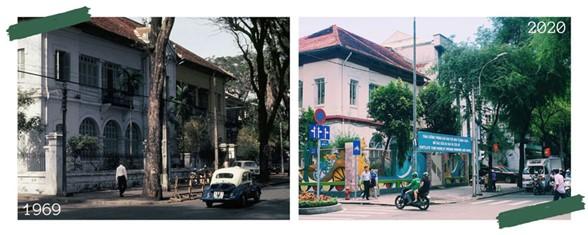 Sài Gòn Xưa Và Nay - 35