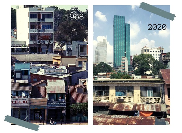 Sài Gòn Xưa Và Nay - 33