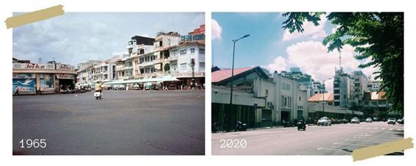 Sài Gòn Xưa Và Nay - 25