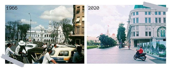 Sài Gòn Xưa Và Nay - 29